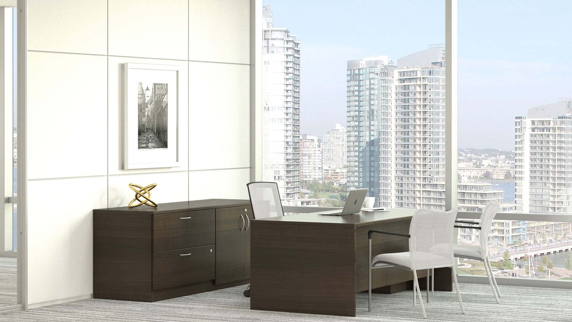 Desks and Private Office Furniture